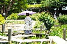 画像5: 4〜6歳男子 羽織袴 グレーかぶと【対応身長】105cm〜115cm (5)