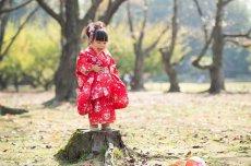 画像3: 被布レッド  【対応年齢】2歳6ヶ月〜3歳6ヶ月   【対応身長】85cm〜100cm (3)