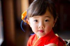 画像7: 【アンティーク着物】3歳女の子 古典柄 白雲 (7)